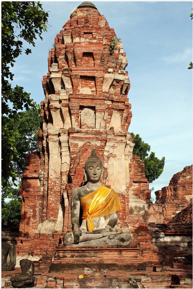 Buddha, Ayutthaya
