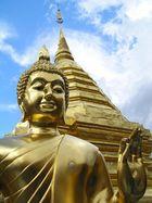 Buddha im Wat Doi Suthep