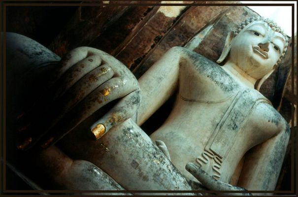 Buddha in Sukhotai