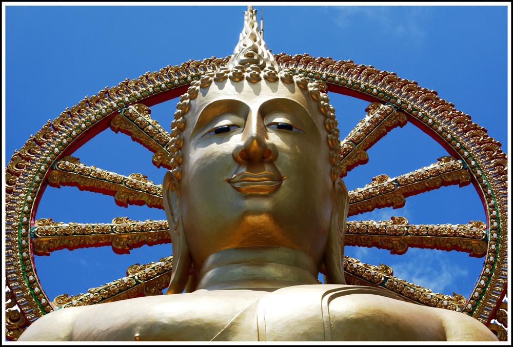 Buddha - Koh Samui - Thailand