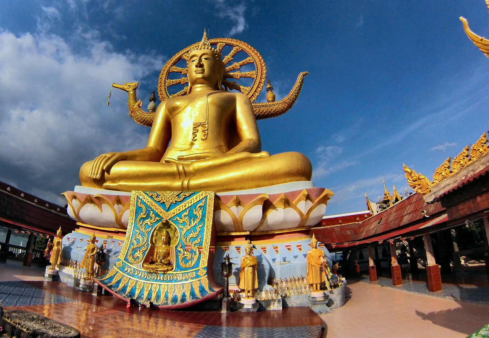 Buddha KohSamui Thailand