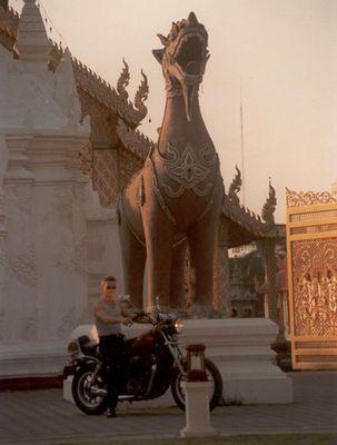 Buddha Tempel Chiang Mai