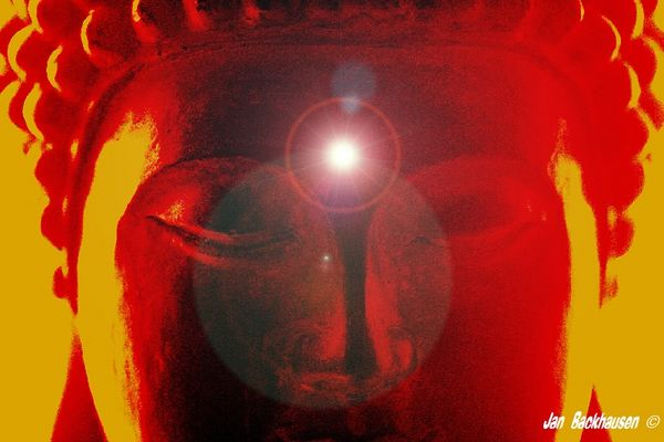 Buddha und das dritte Auge