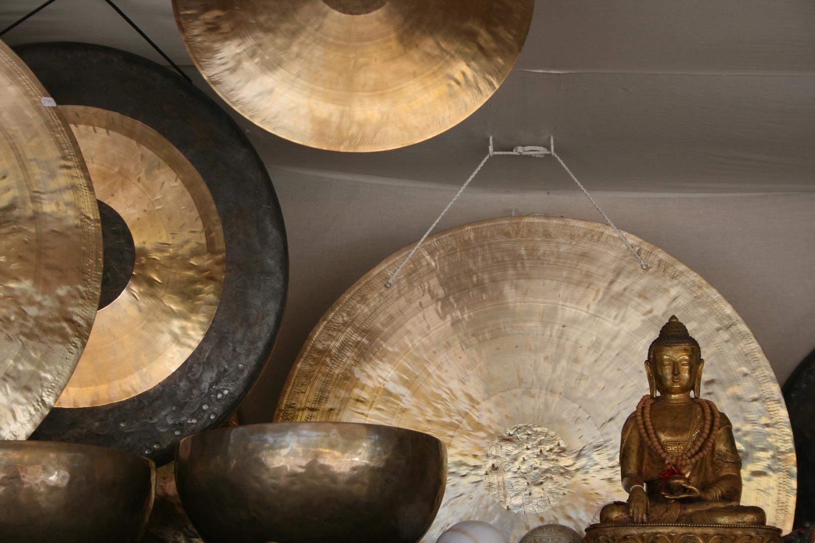 Buddha und noch mehr