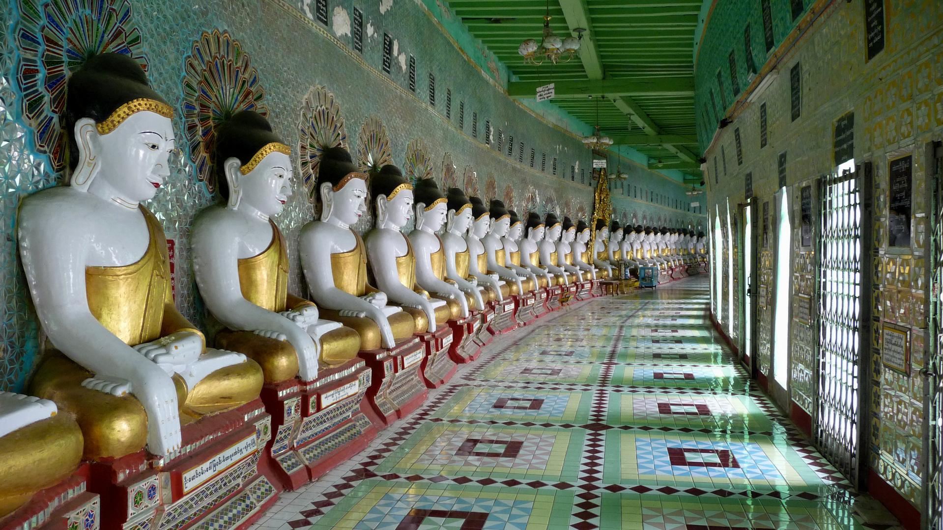 Buddhas in Perspektive