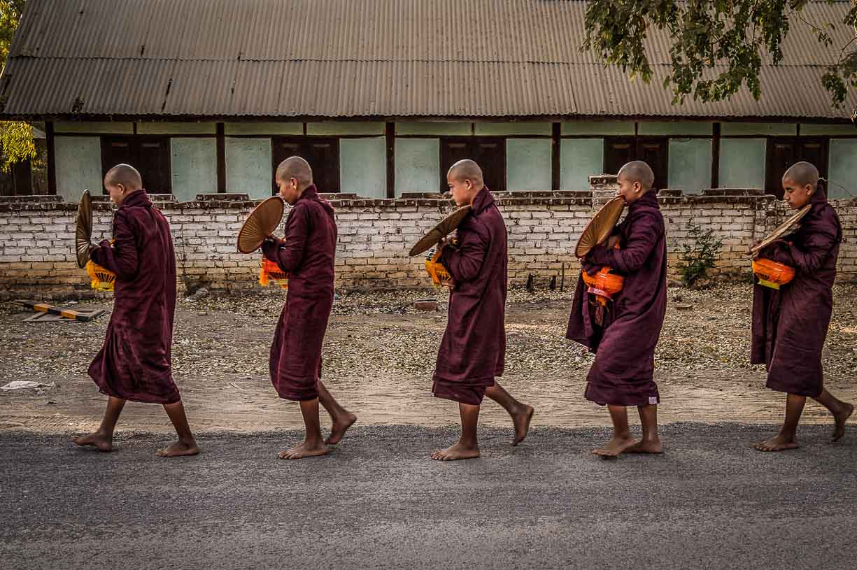 Buddhism in Myanmar #4