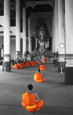 Buddhistenschule Chiang Mai