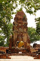 Buddhistische Tempelruine