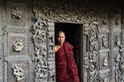 Buddhistischer Mönch, Myanmar