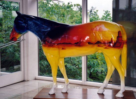 Buddy-Horse (Oklahoma)