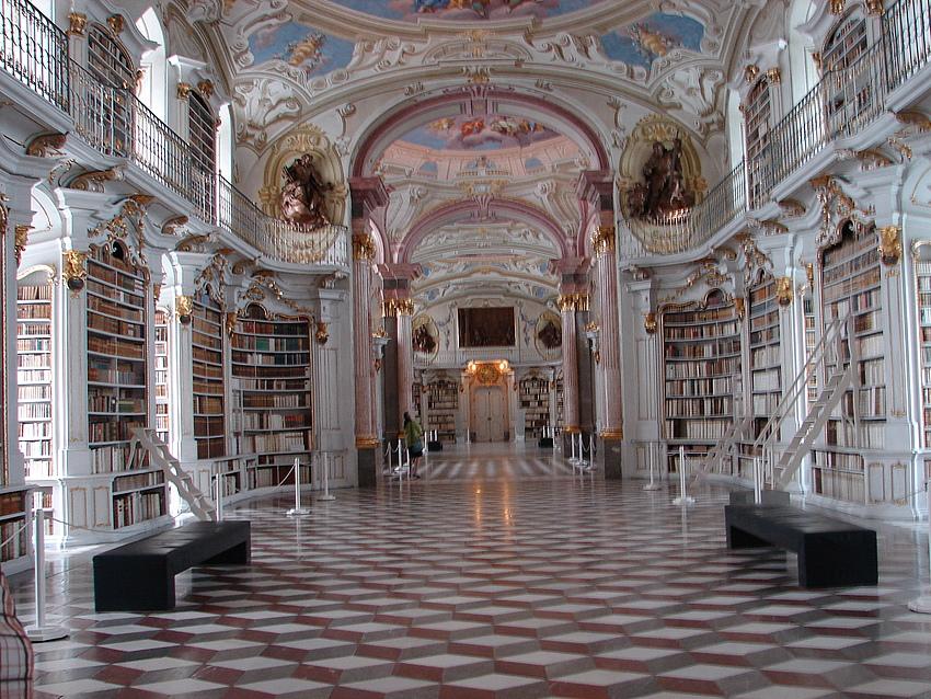 Bücher ohne Ende ...