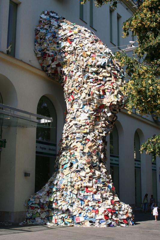 Bücher ohne Ende