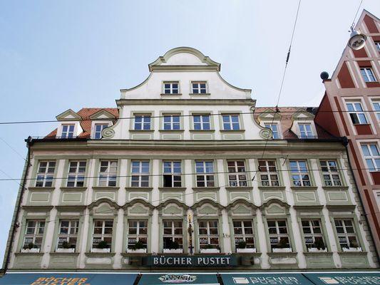 Bücher Pustet  --  Augsburg