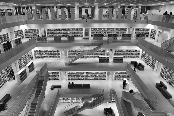 Bücherei II