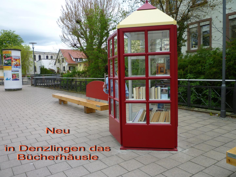 *** Bücherhäusle ***