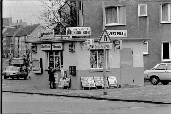 Büdchen Herne 1977
