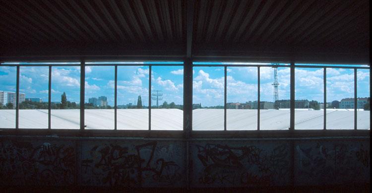Bühne für die Skyline