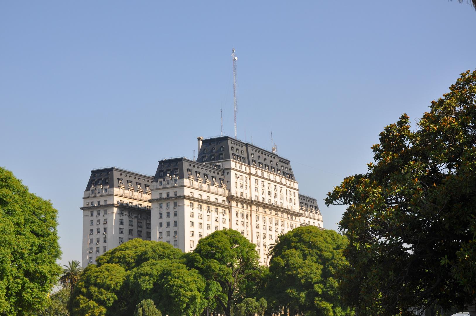 Buenos Aires - Edificio Libertador