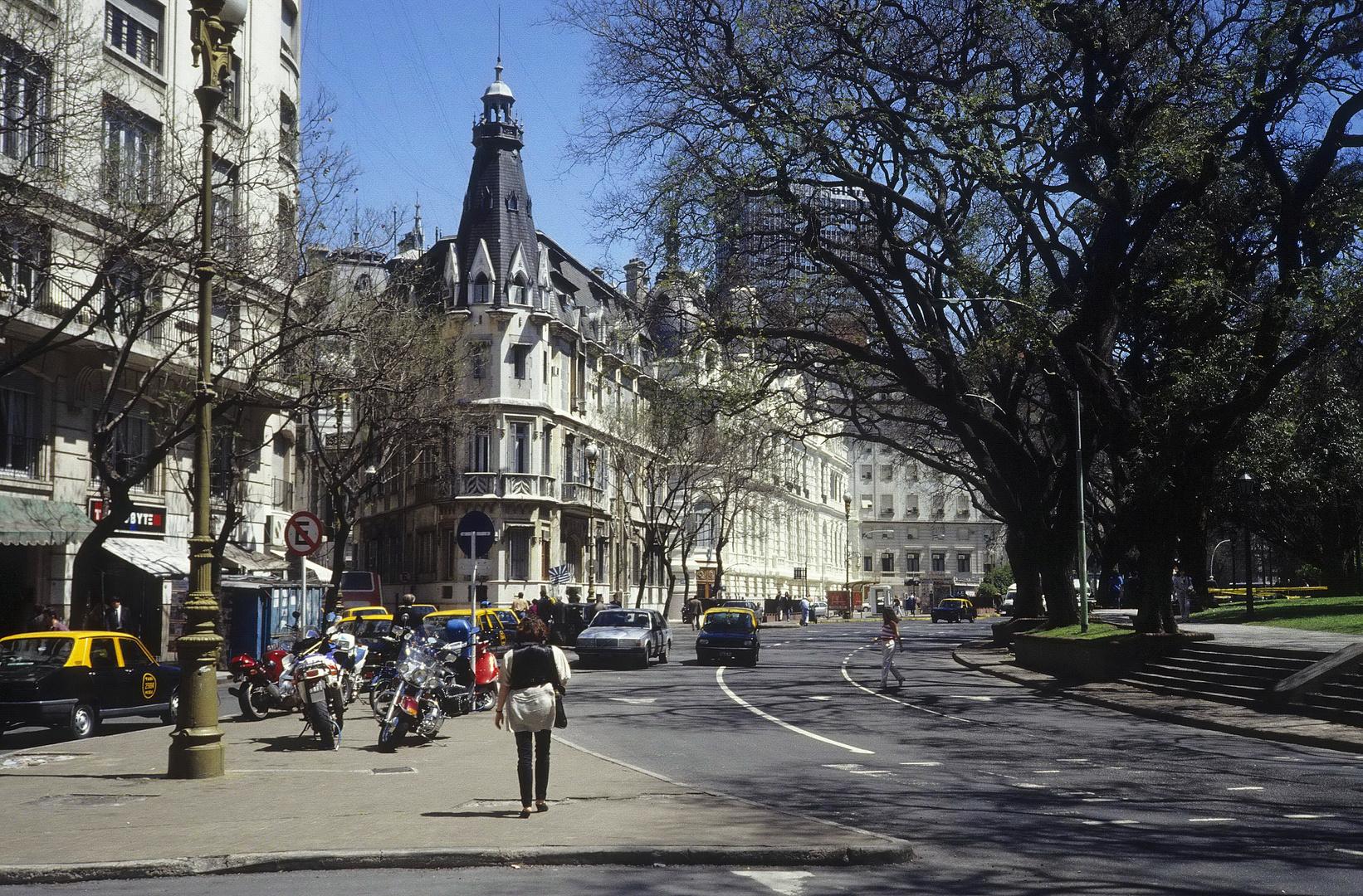 Buenos Aires, Invierno