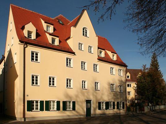 Bürgerhaus in der Jakobervorstadt