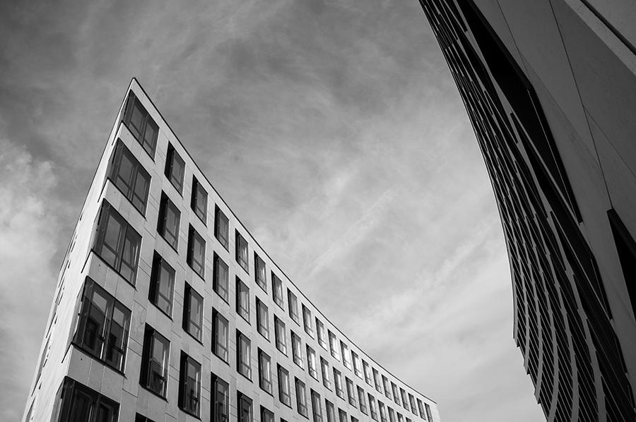 Bürobauten in Stuttgart