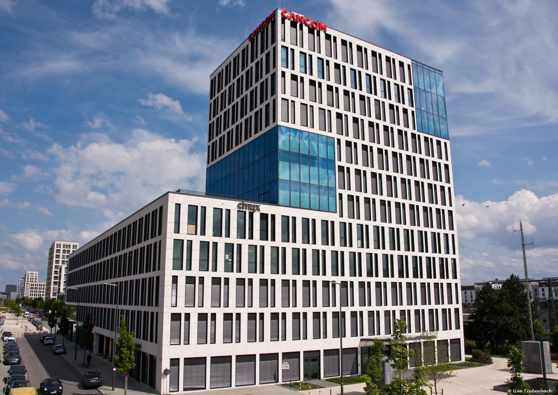 Bürogebäude im Arnulfpark (1)