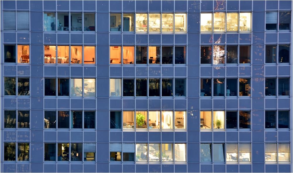 Büros mit Auslauf - Commerzbank