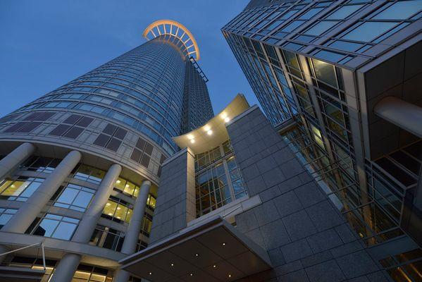 Büroturm in Frankfurt