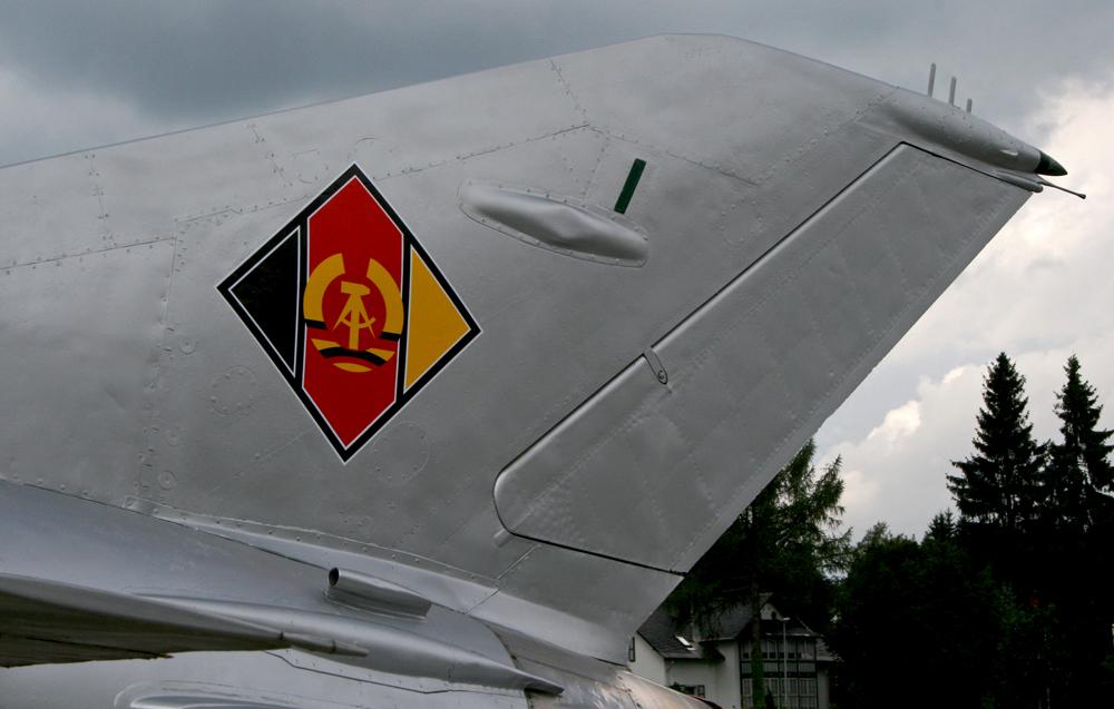 """""""Bürzel der DDR"""""""