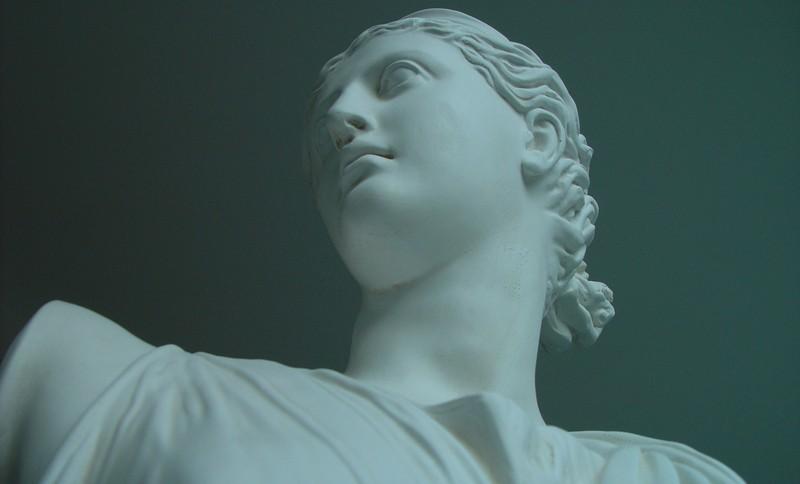 Büste der Diana