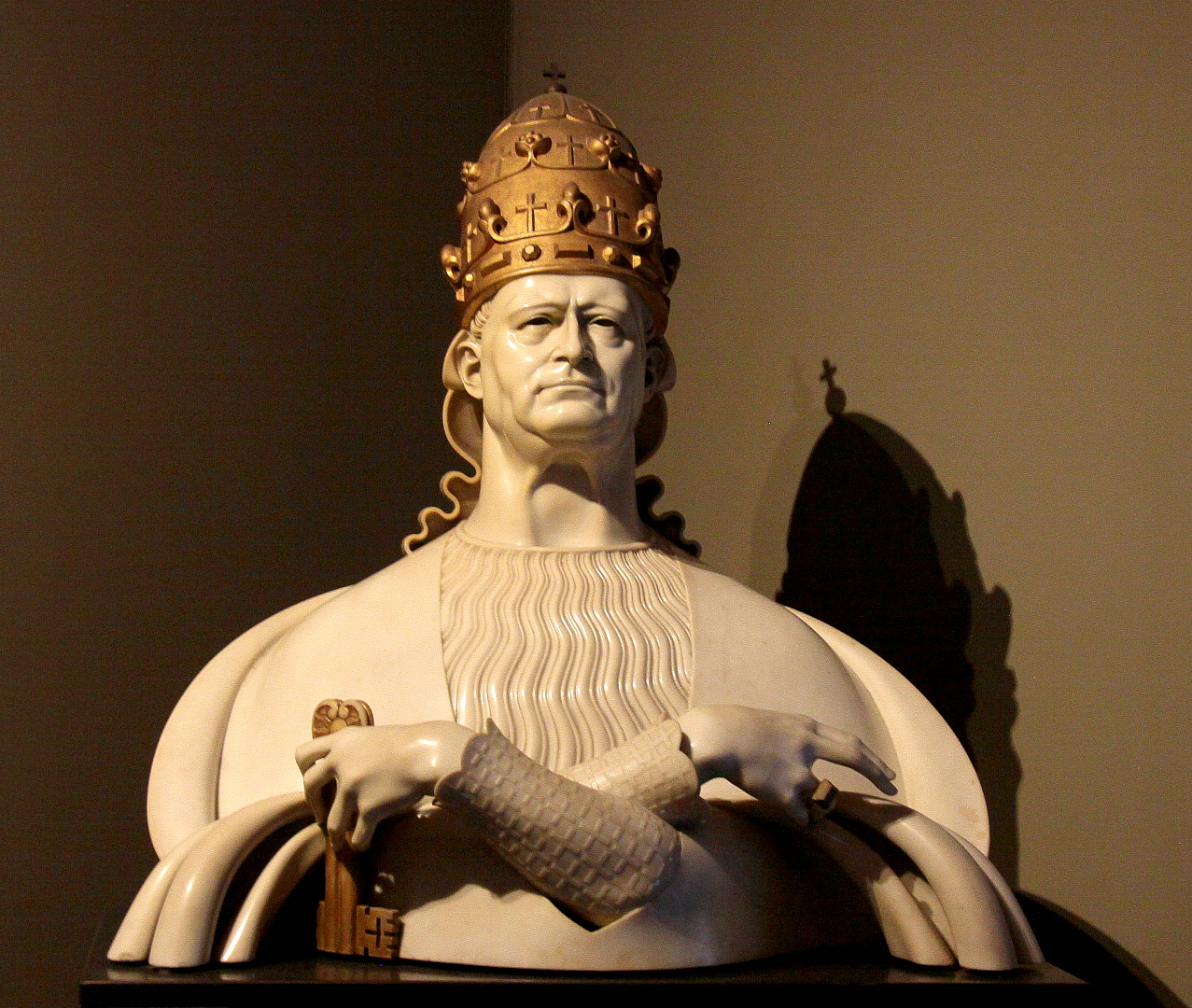 Büste Pius XI.