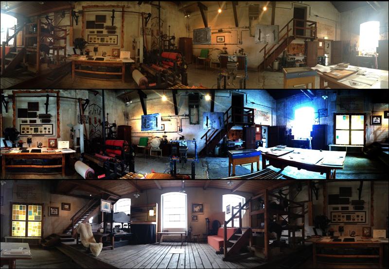 Büttenpapierwerkstätte