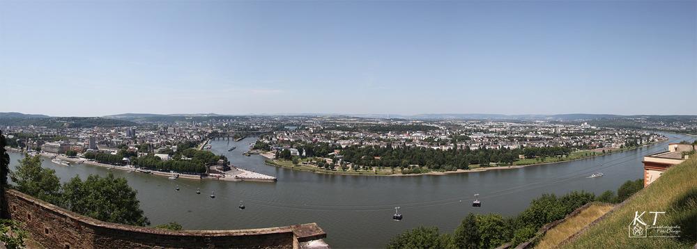 Buga-Stadt-Panorama