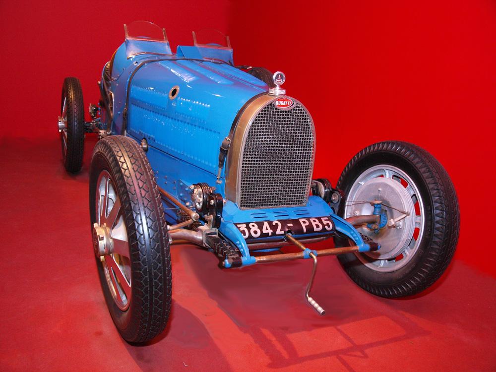 Bugatti 35 Course