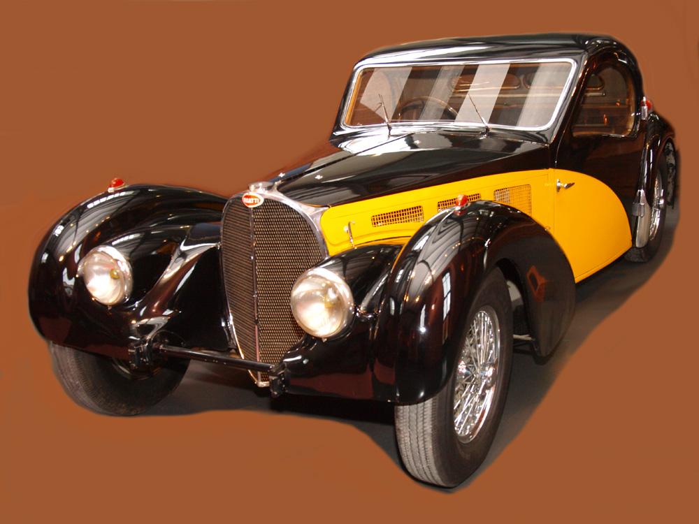"""Bugatti 57S """"Atalante"""""""