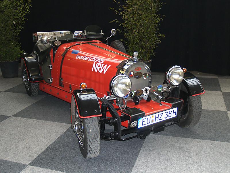 Bugatti - allen WDR-Zuschauern gut bekannt