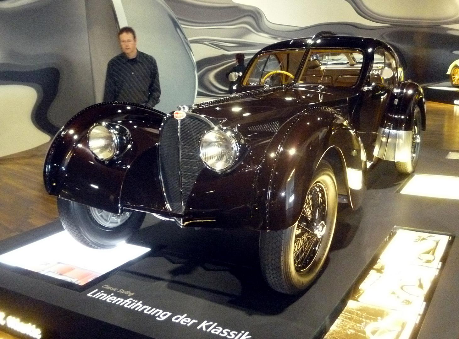 Bugatti Atlantic Coupé