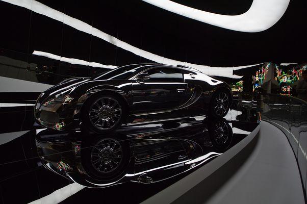 Bugatti aus der Autostadt 1