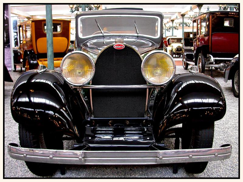 Bugatti - Collection Schlumpf