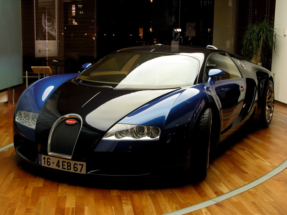 Bugatti EB 12