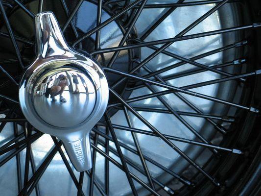 Bugatti-Felge