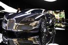 Bugatti II in der Autostadt Wolfsburg