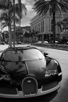 Bugatti in Rodeo Drive