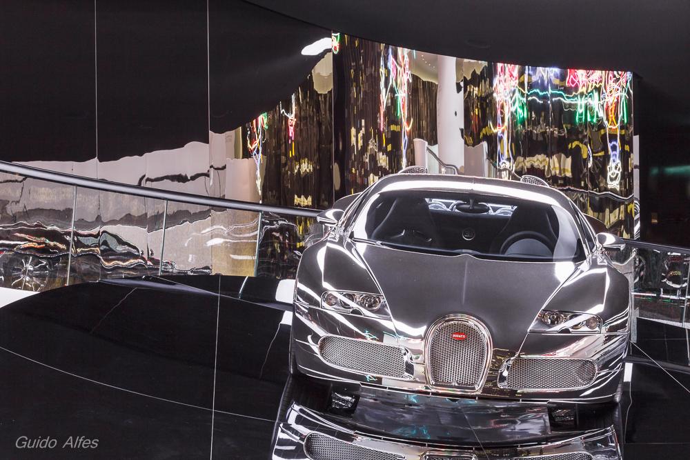 Bugatti in WOB