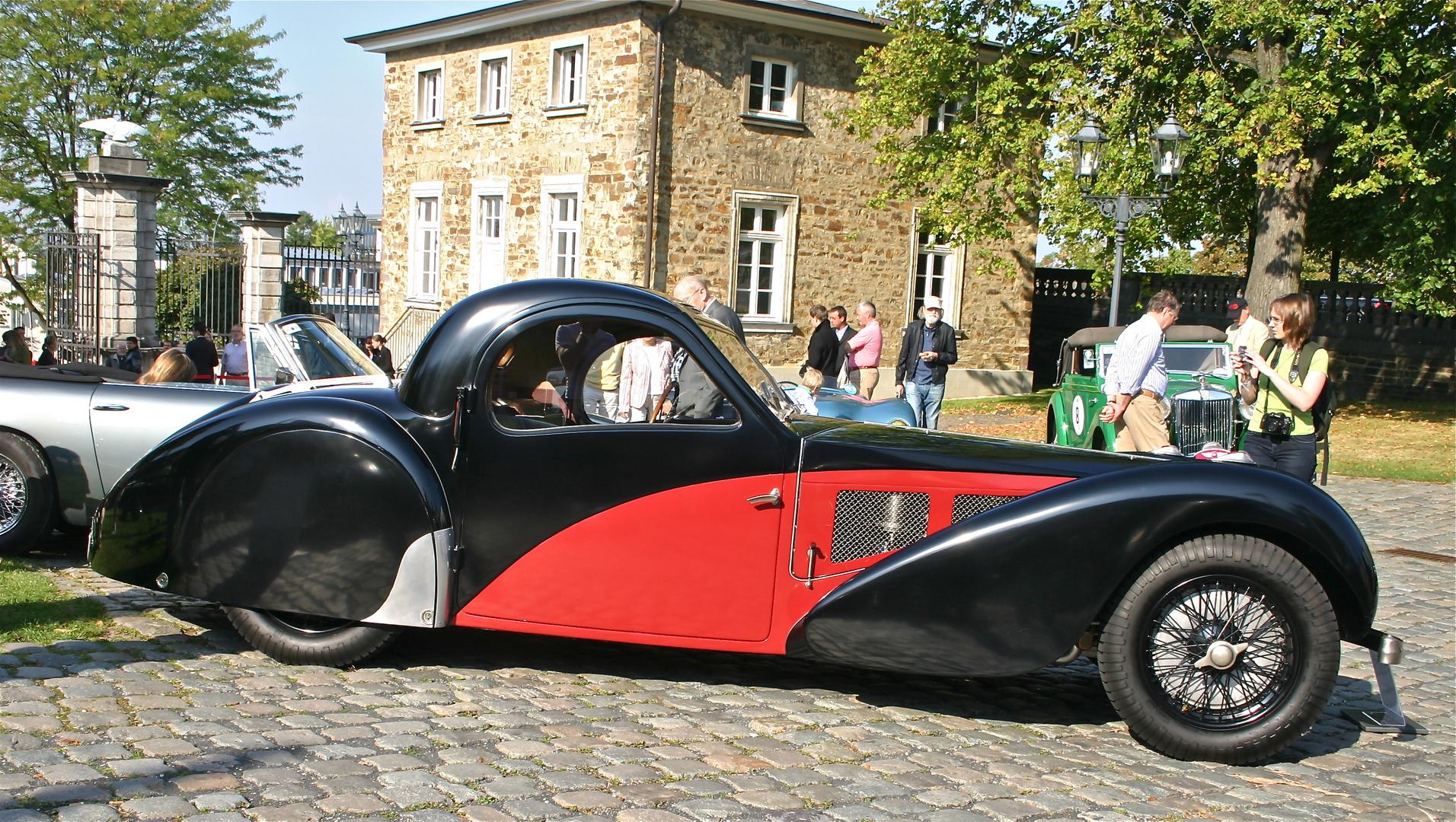 Bugatti - Parade 12