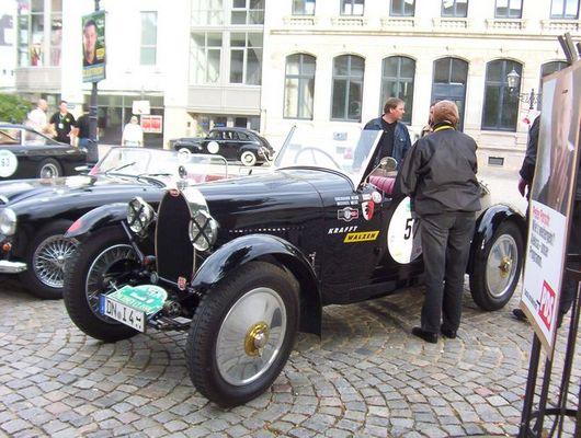Bugatti T 40 Grand Sport