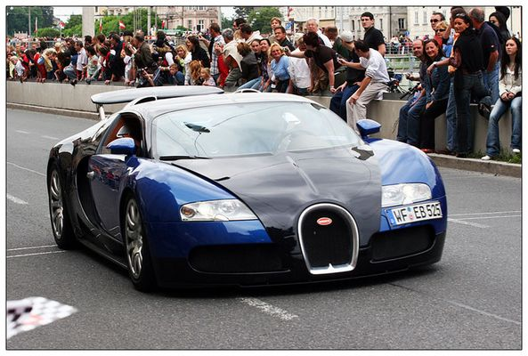 :: Bugatti Veyron ::
