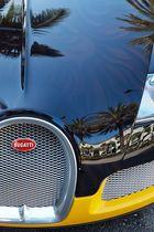 Bugatti Veyron; Los Angeles, Rodeo Drive