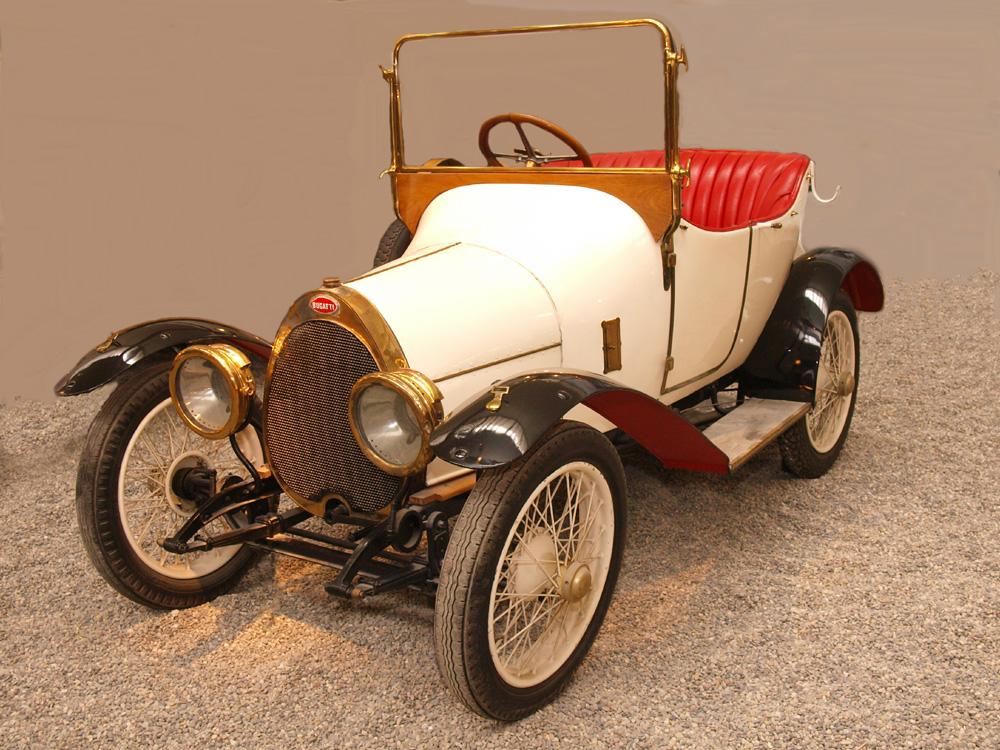 Bugatti voiturette