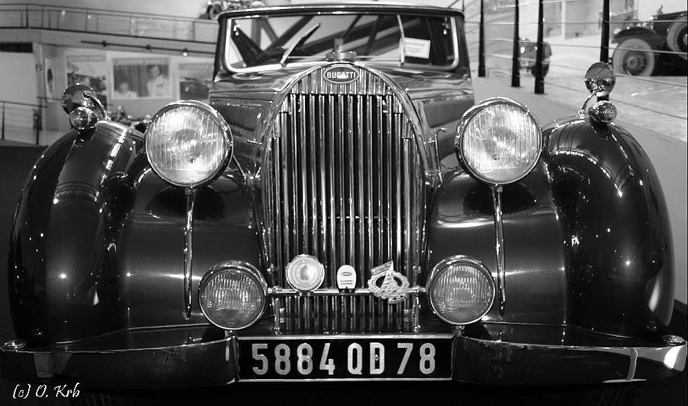 Bugatti...eine Legende